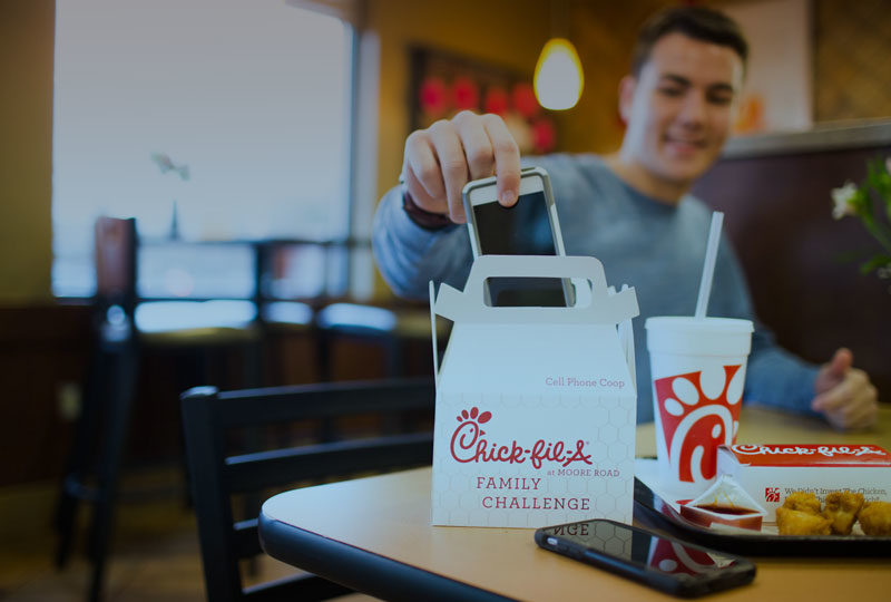 Brand Marketing Chick-fil-a